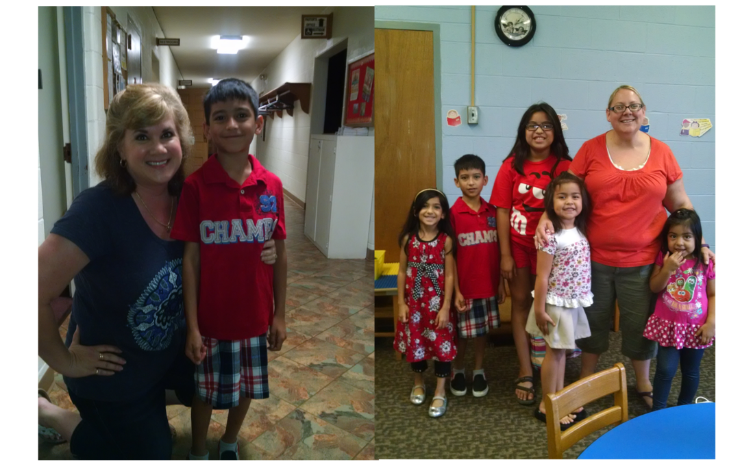 Another summer is over for our ESL Children's Program!  Thank you Sheri & Jillian for a great time.